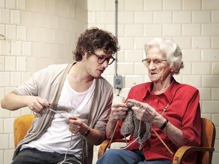 'Knitting Bonds' found on www.livingprinciples.org