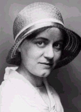 Edith Stein around 1920