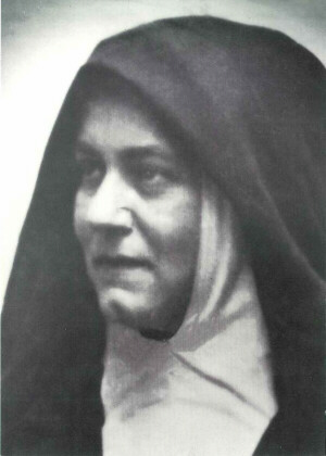 Edith Stein, late 1941/early 1942