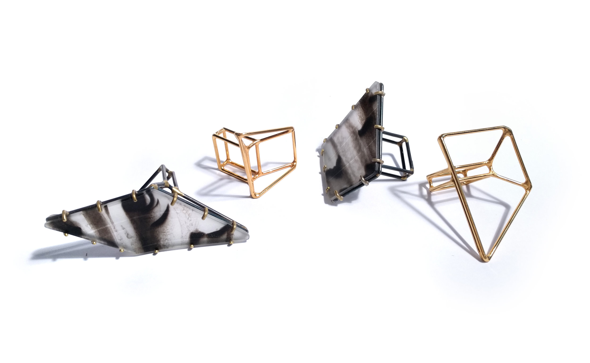 Foundation Trapezoid Rings