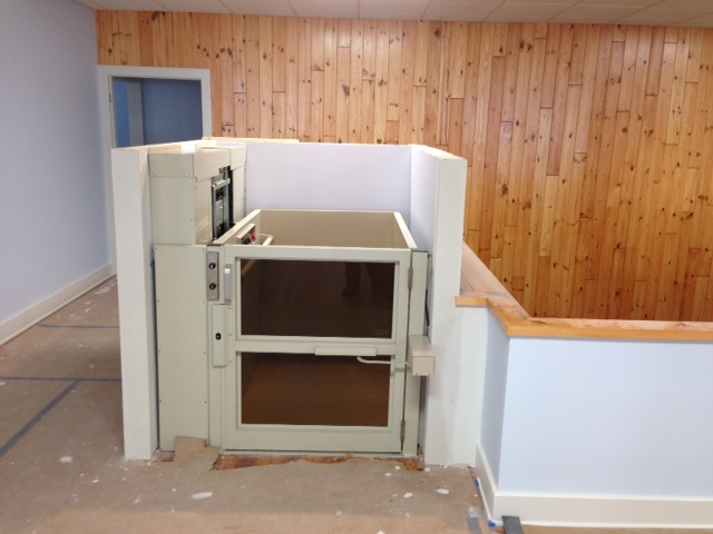 Wheelchair Lifts - COMMERICAL — McNally Elevator Company