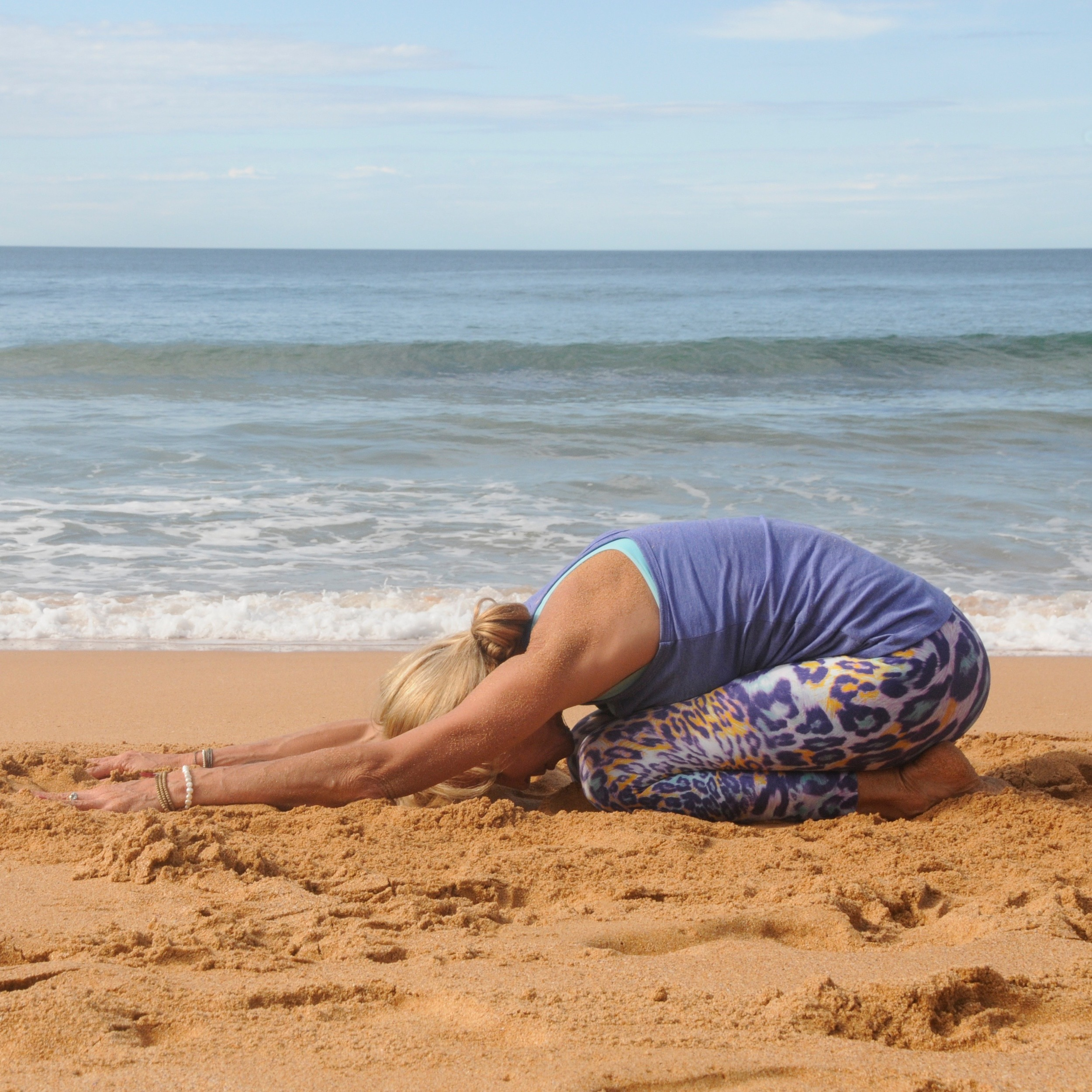 Balasana - Childs pose