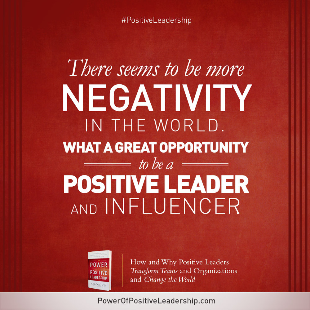 The Power Of Positive Leadership PDF Free Download