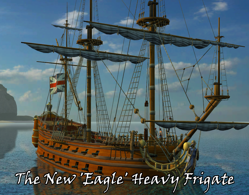 The New 'Eagle' Heavy Frigate
