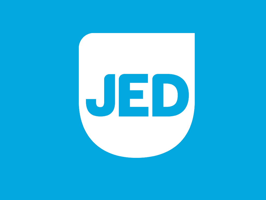 The JED Foundation is a non-profit organization that exists to protect emotional health and prevent suicide for our nation's teens and young adults.