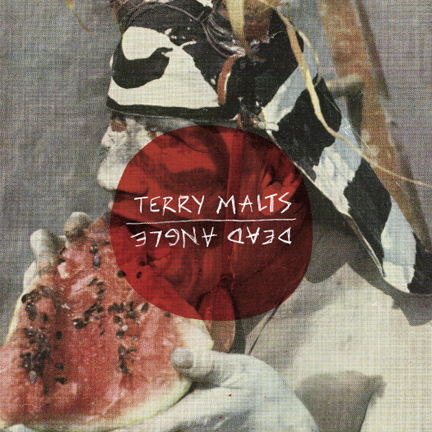 "terry malts dead angle shit split 4 song 7"" Loglady Records"