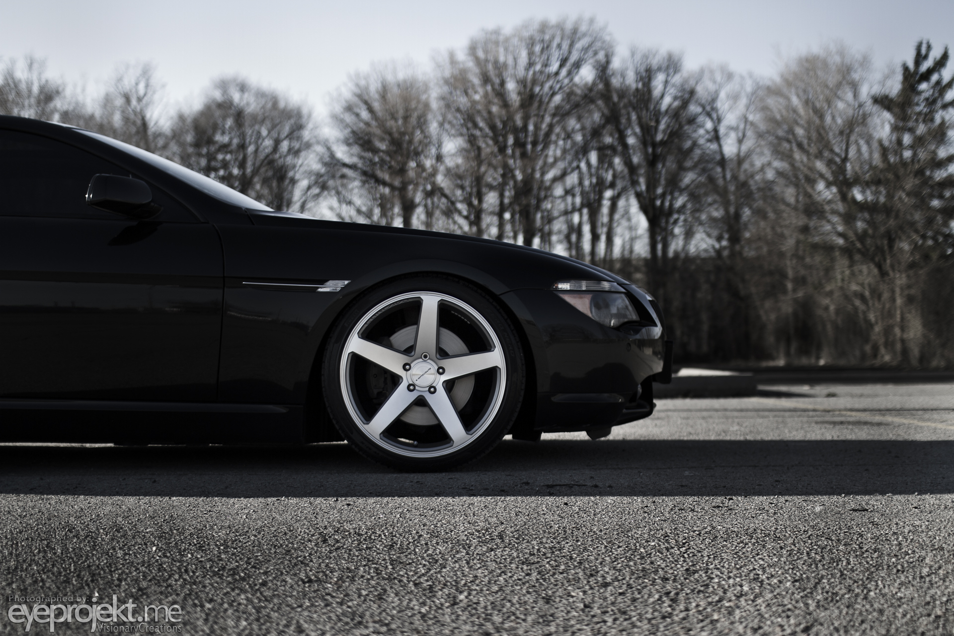 """BMW 645ci x Concavo CW5 20"""""""