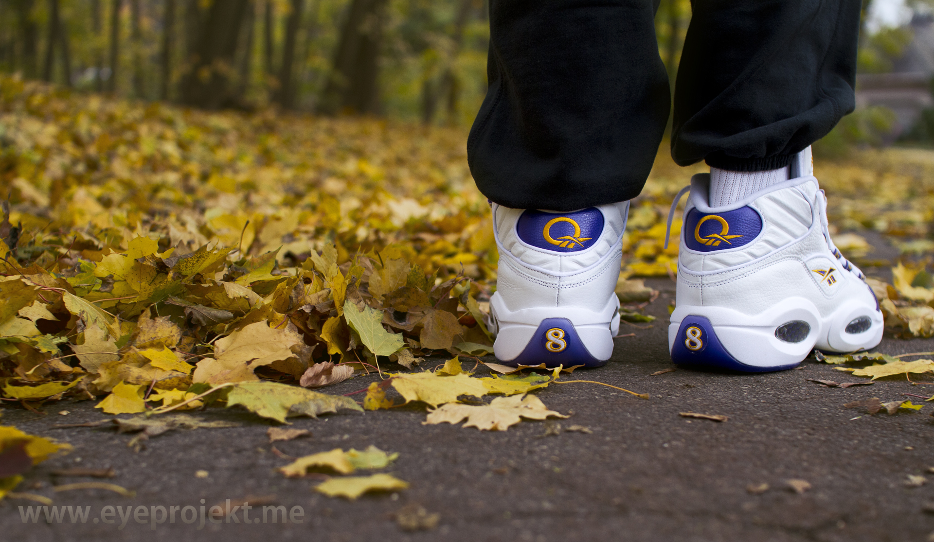 Reebok Question mid x PackerShoes \\ For Player Use Only Pack