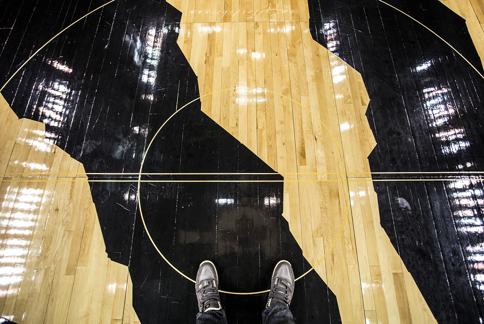 center court @ the Air Canada Centre \\ Nike Air Trainer 1 Mid PRM QS 'Brogue