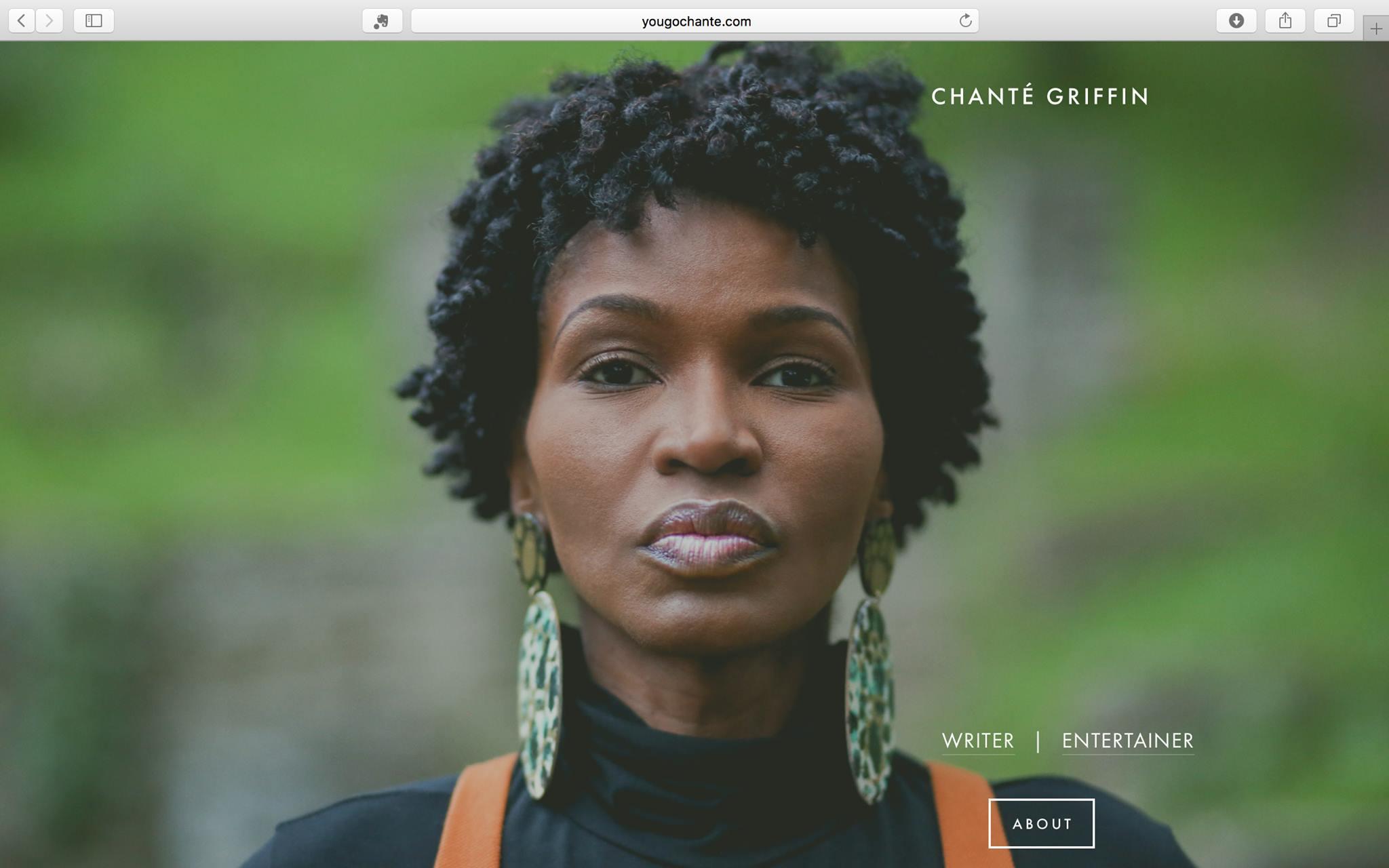 My website: yougochante.com