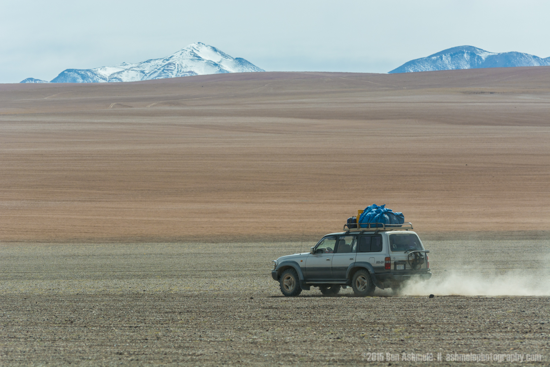 4x4 Crossing Desert 2, Bolivian Highlands