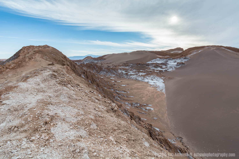 Atacama Sand Dunes 2, San Pedro De Atacama, Chile