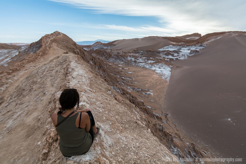 Atacama Sand Dunes, San Pedro De Atacama, Chile