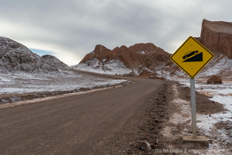 Valle De La Luna 5, San Pedro De Atacama, Chile