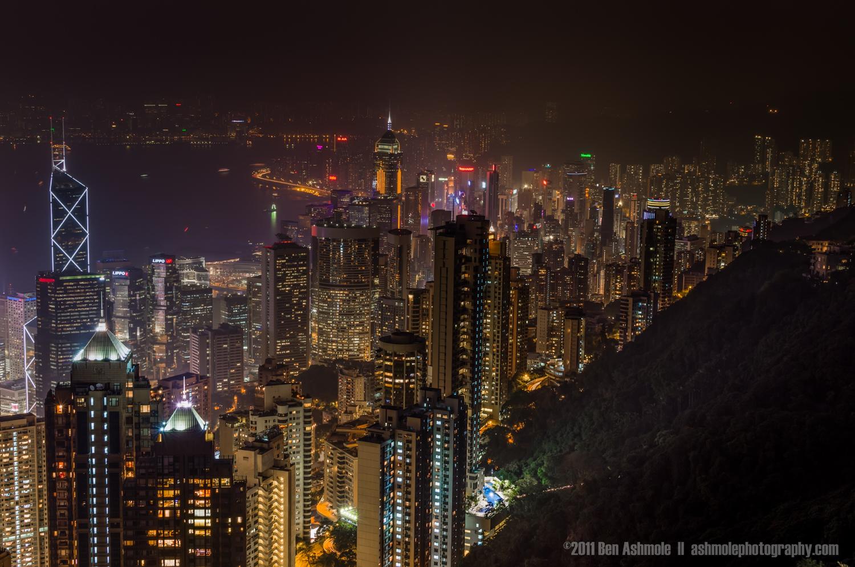 The City From Above, Hong Kong, China, Ben Ashmole
