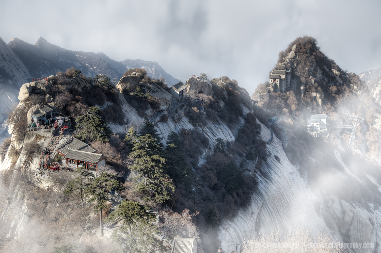 The Peak, Hua Shan, Shaanxi Province, China, Ben Ashmole