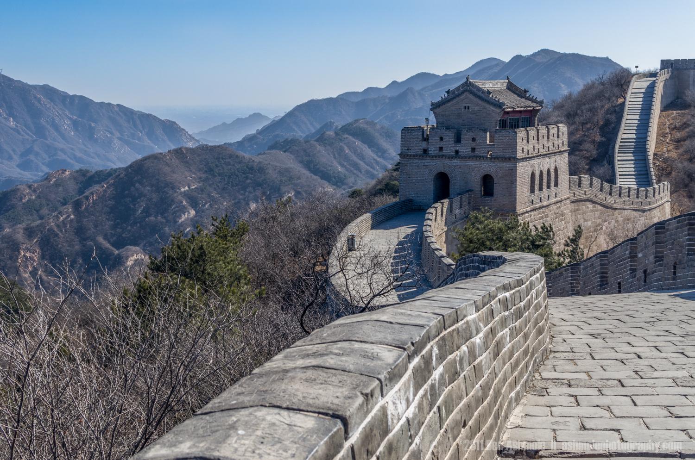 The Great Wall, China, Ben Ashmole