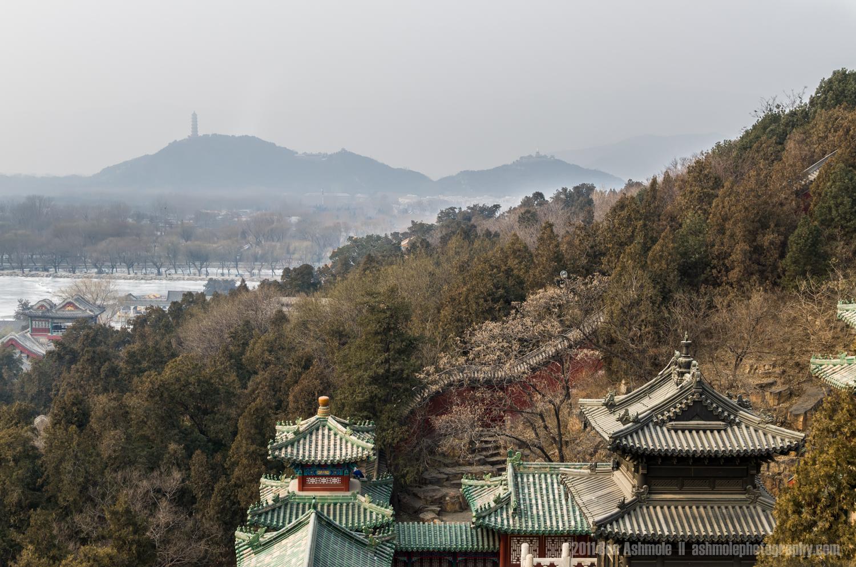 Pagoda in the Mist, Summer Palace, Beijing, China, Ben Ashmole