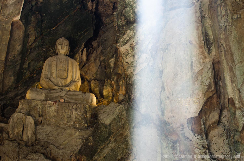 Illuminated By Sunlight, Marble Mountain, Da Nang, Vietnam