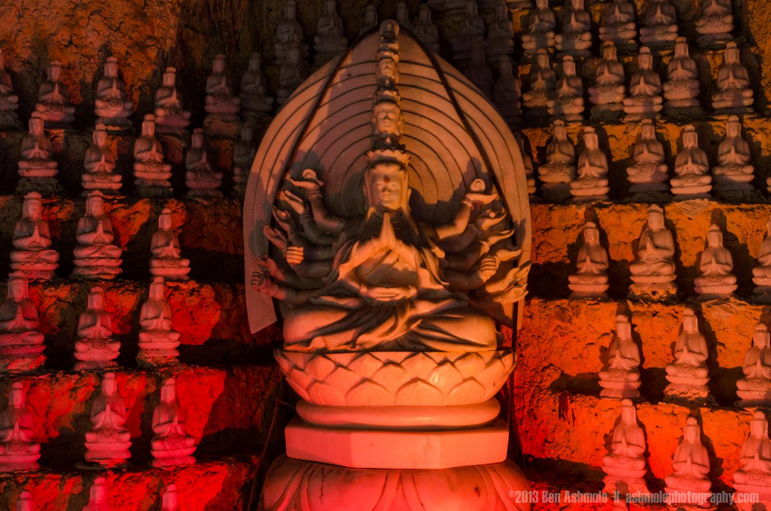 Buddhist Cave Shrine, Marble Mountain, Da Nang, Vietnam