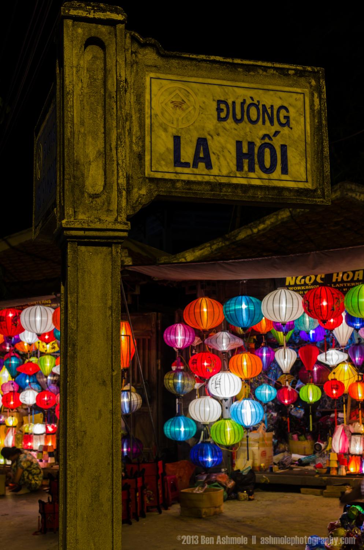 Duong La Hoi, Hoi An, Vietnam