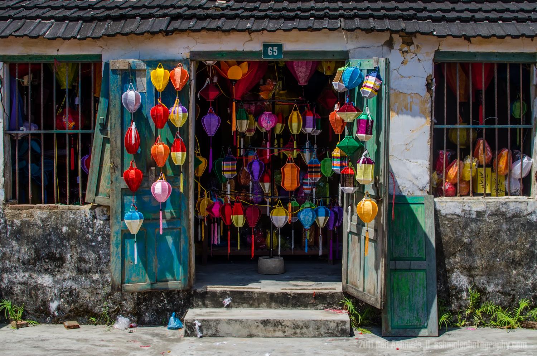 The Lantern Store, Hoi An, Vietnam, Ben Ashmole