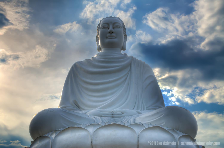Tranquil Buddha, Nha Trang, Vietnam, Ben Ashmole