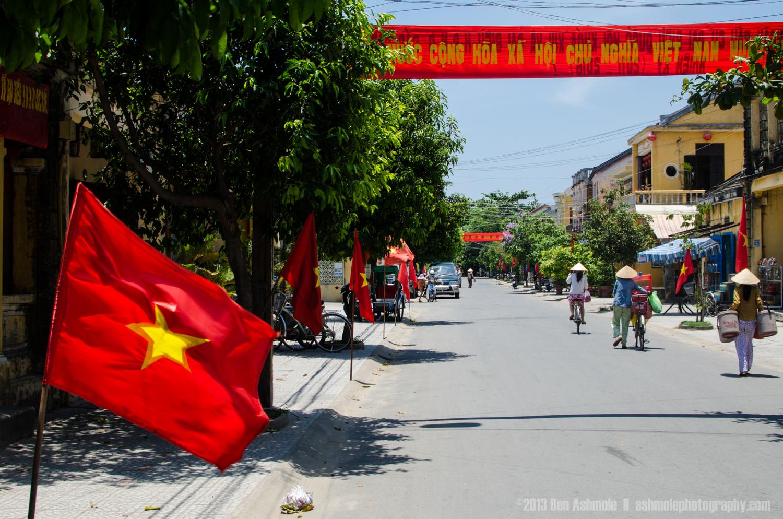 Vietnamese Street, Hoi An, Vietnam