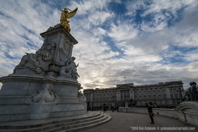Buckingham Palace 2, London, UK