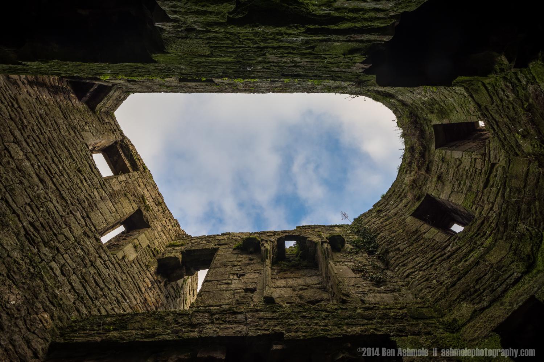 Fortifications, Beaumaris Castle, Wales, UK