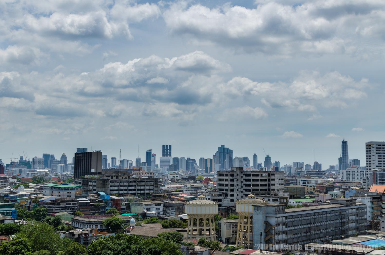 Bangkok Cityscape, Thailand, Ben Ashmole