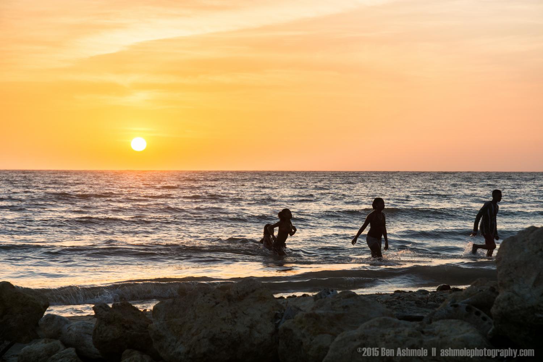 Beach Sunset 2, Rincon Del Mar, Colombia