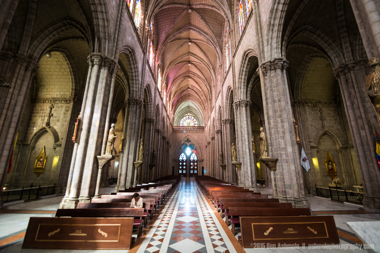 Quito Cathedral, Ecuador