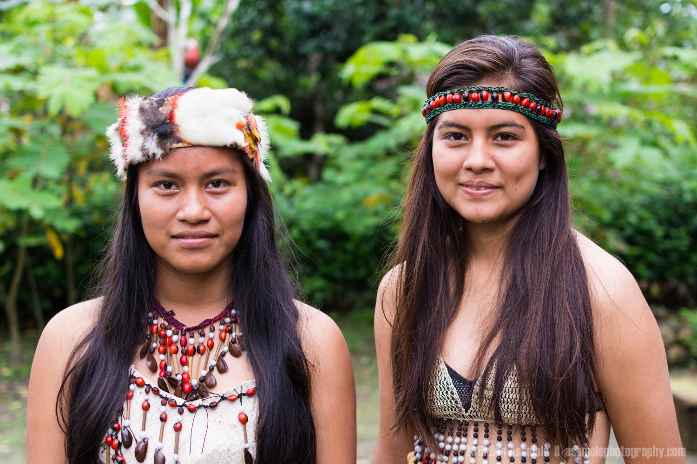 Amazonians, Tena, Ecuador