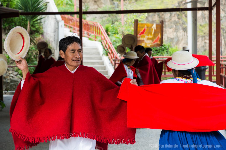 Quechuan Dance 2, Alausi, Ecuador