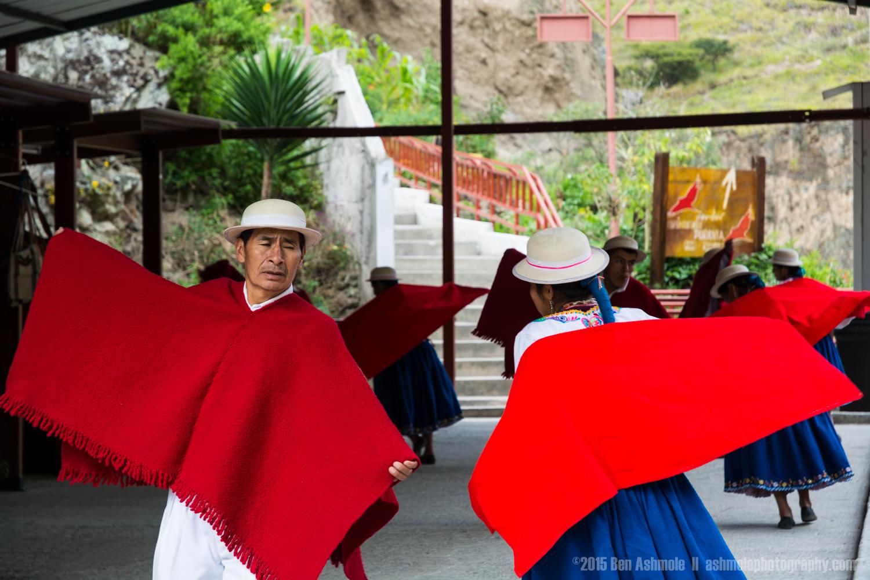Quechuan Dance, Alausi, Ecuador