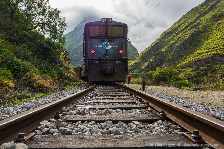 The Devil's Nose Train 4, Alausi, Ecuador
