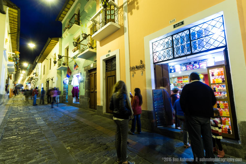La Ronda 3, Quito, Ecuador