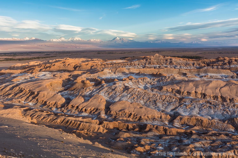Atacama Canyons, San Pedro De Atacama, Chile