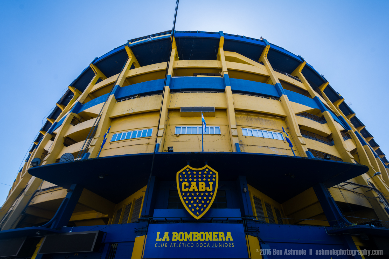 La Bombonera, La Boca, Buenos Aires, Argentina