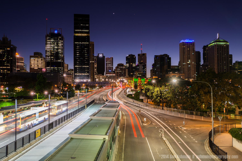 Twilight Rat Race, Brisbane, Australia