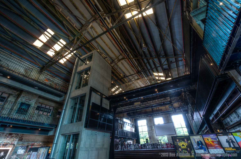 The Concert Room, The Power House, Brisbane, Australia