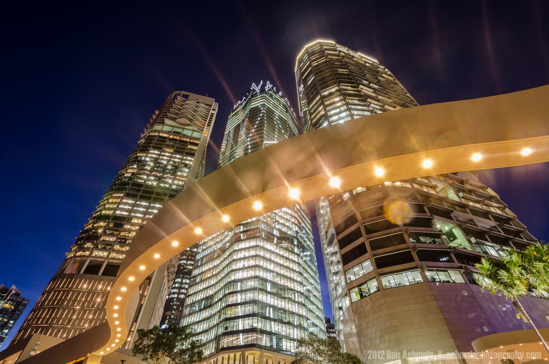 3 Towers, Brisbane, Australia, Ben Ashmole