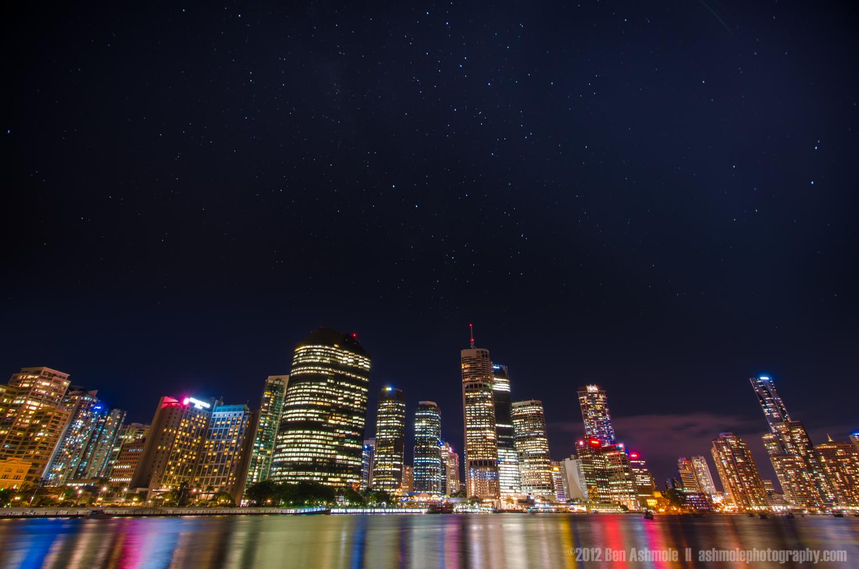 Starry City, Brisbane, Australia, Ben Ashmole