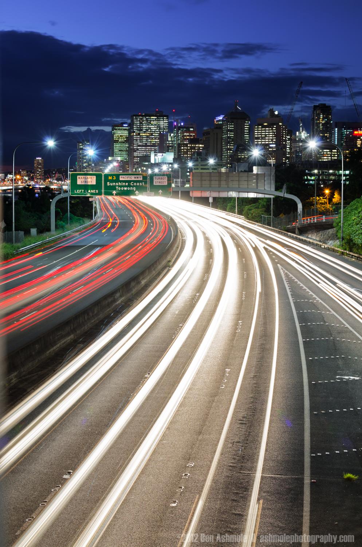 The Freeway, Brisbane, Australia, Ben Ashmole