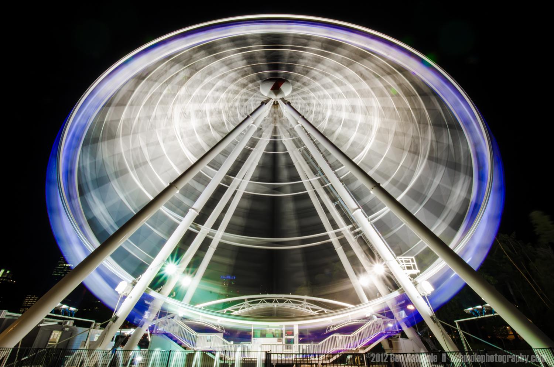The Wheel, Brisbane, Queensland, Australia, Ben Ashmole