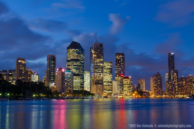 Brisbane City Blues, Brisbane, Australia, Ben Ashmole