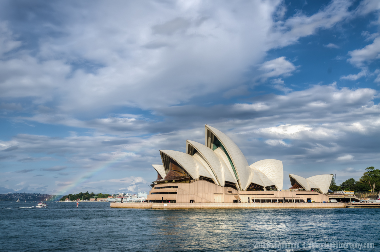 Opera House On The Water, Sydney, New South Wales, Australia