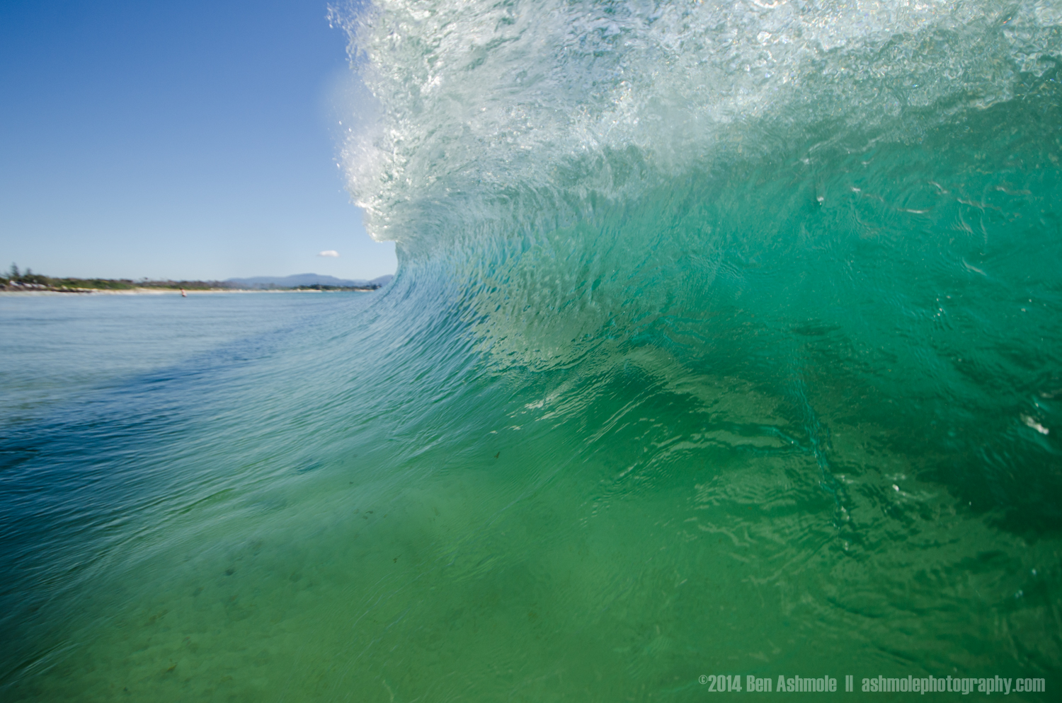 Shorebreak, Byron Bay, Australia