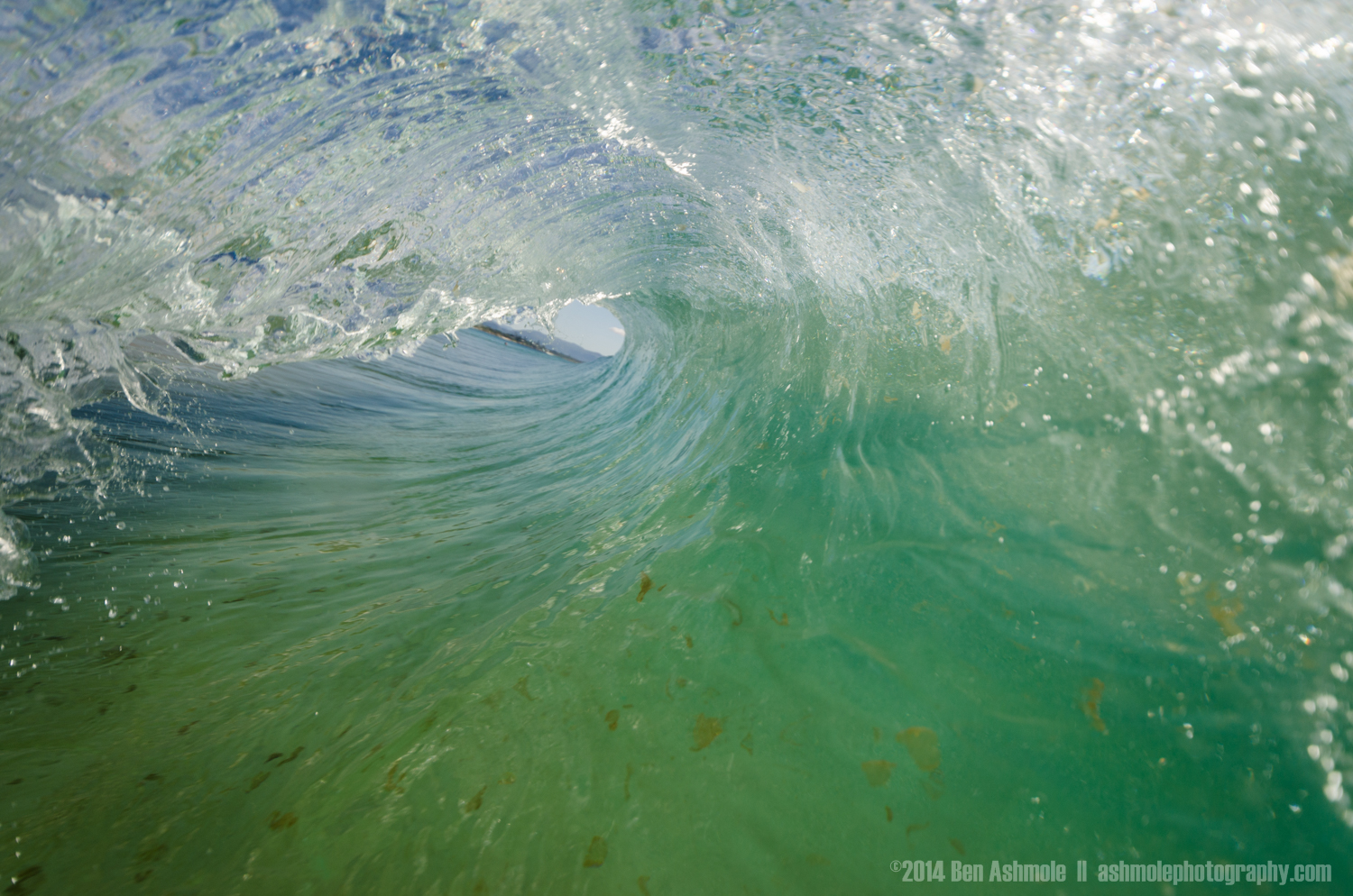 Within The Tube, Byron Bay, Australia